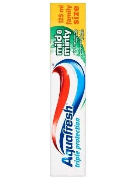 Aquafresh Pasta do zębów Triple Protection Mild & Minty 125 ml                              zdj.                              1
