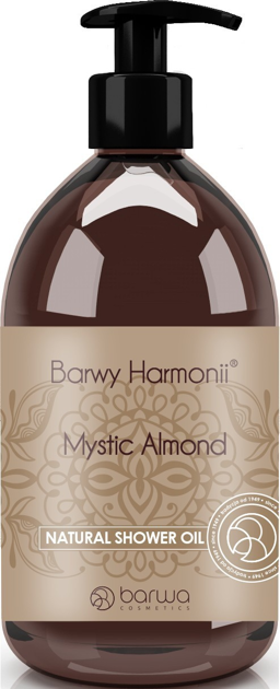 "BARWA Harmonii Olejek pod prysznic Mystic Almond 440ml"""