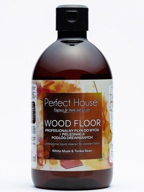 BARWA Perfect House Wood Floor Profesjonalny Płyn do mycia podłóg drewnianych 500 ml