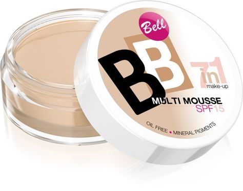 BELL 7 in 1 podkład w musie B1 BEIGE 12 ml                                   zdj.                                  1