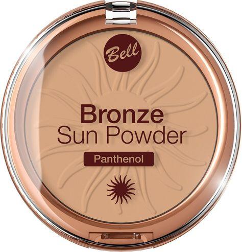 BELL Puder Sun Bronze 025 9 g                              zdj.                              1