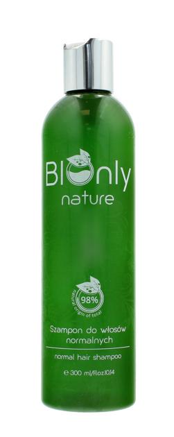 """BIOnly Nature Szampon do włosów normalnych 300ml"""""""