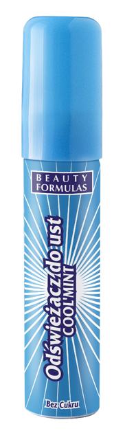 "Beauty Formulas Active Oral Care Odświeżacz do ust Fresh Mint 25ml"""