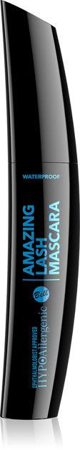 Bell HYPOAllergenic Amazing Lash Waterproof Mascara Hypoalergiczny wodoodporny tusz wydłużający rzęsy