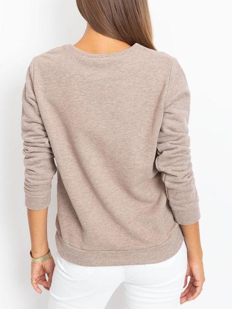 Beżowa bluza Milo                              zdj.                              2