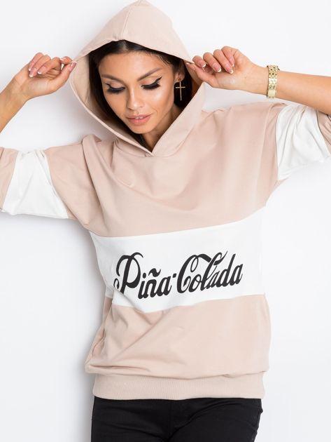 Beżowa bluza Pina                              zdj.                              5