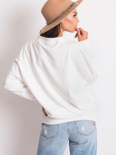 Biała bluza Wild                              zdj.                              2