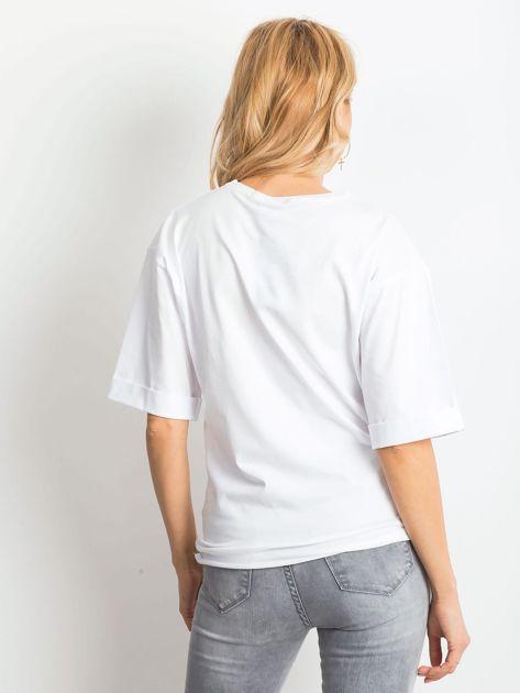 Biała bluzka Celebration                              zdj.                              2