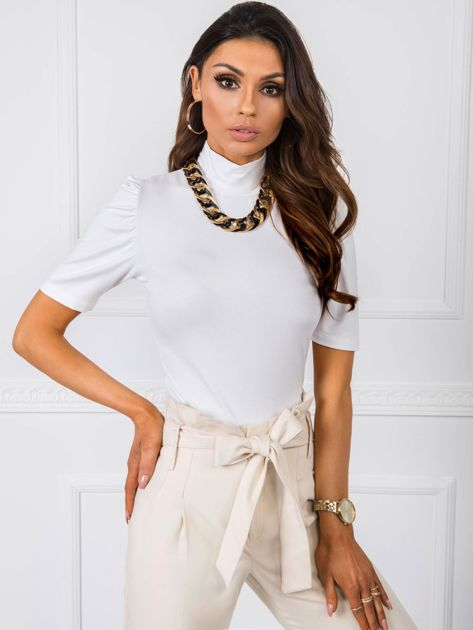 Biała bluzka Nadine RUE PARIS