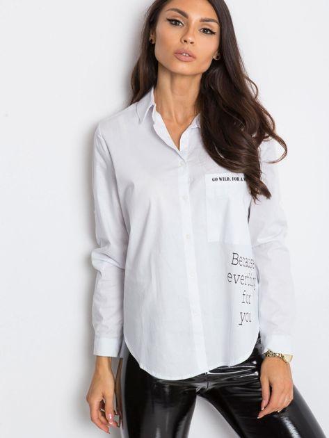 Biała koszula Ensamble                              zdj.                              1