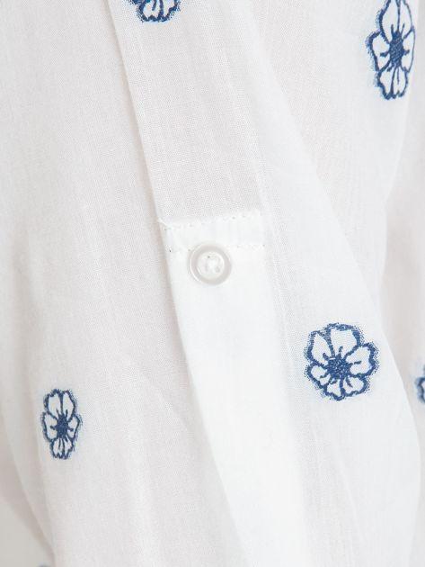 Biała koszula Seville                              zdj.                              8