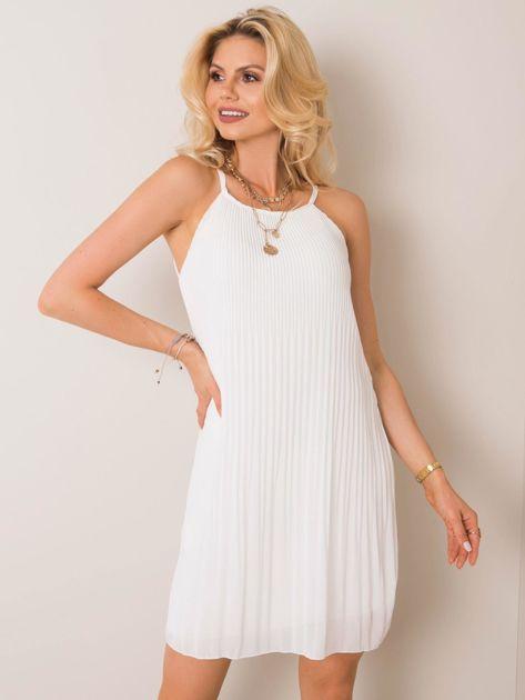 Biała sukienka Letitia SUBLEVEL