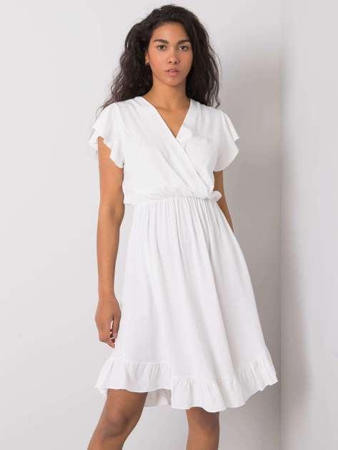 Biała sukienka Tessa OCH BELLA