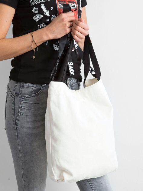 Biała torba ekologiczna                              zdj.                              3