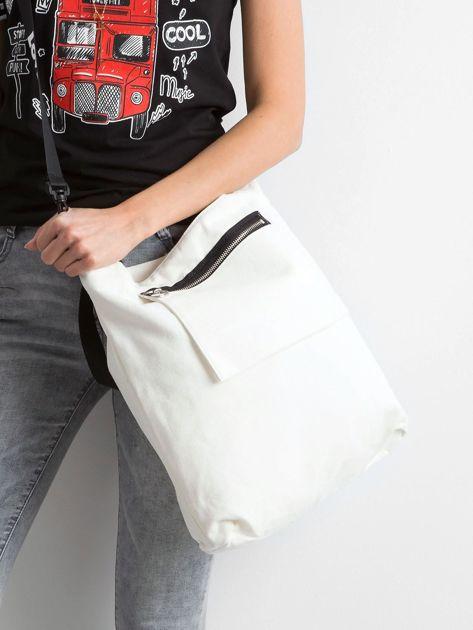 Biała torba ekologiczna                              zdj.                              5