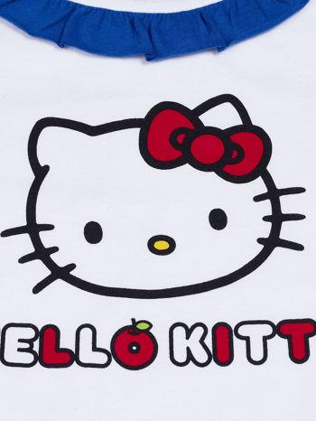 Biała tunika dla dziewczynki HELLO KITTY                              zdj.                              8