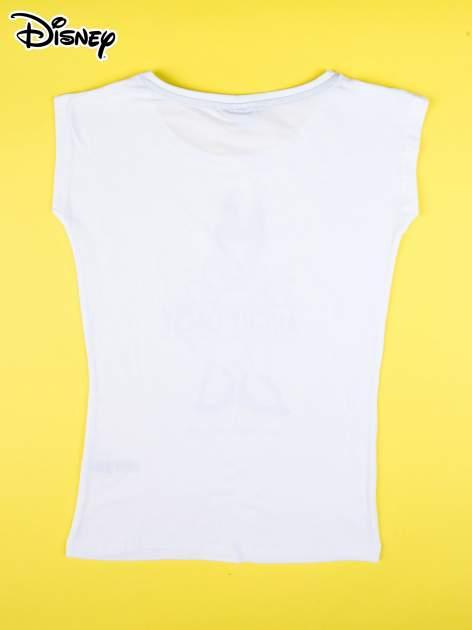 Biały t-shirt DAISY                                  zdj.                                  10