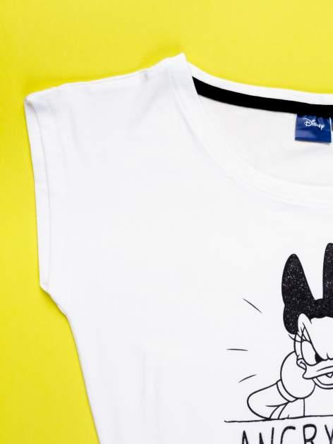 Biały t-shirt DAISY                                  zdj.                                  11