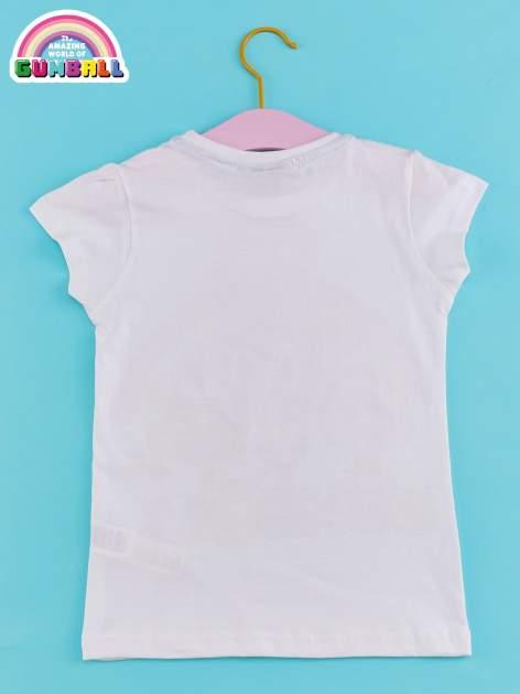 Biały t-shirt chłopięcy GUMBALL                                  zdj.                                  2
