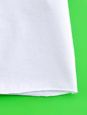 Biały t-shirt dla dziewczynki ŚWINKA PEPPA                                  zdj.                                  5