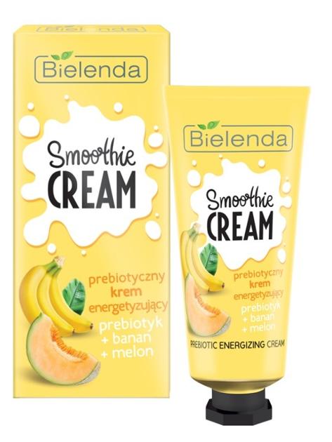 Bielenda Smoothie Care Prebiotyczny Krem energetyzujący na dzień i noc - Banan i Melon 50ml