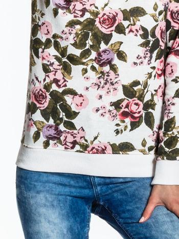 Bluza w kwiatowe wzory                                  zdj.                                  6