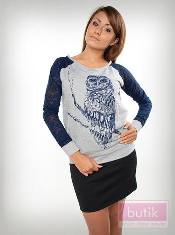 Bluza z ozdobną aplikacją                                  zdj.                                  5