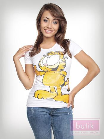 Bluzka Garfield