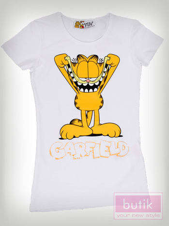 Bluzka z Garfieldem                                  zdj.                                  3