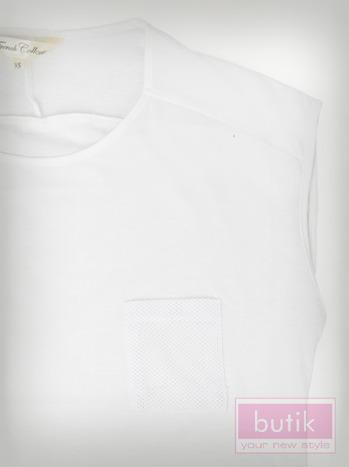 Bluzka z kieszonką                                  zdj.                                  2