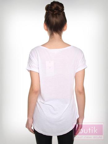 Bluzka z printem                                  zdj.                                  2