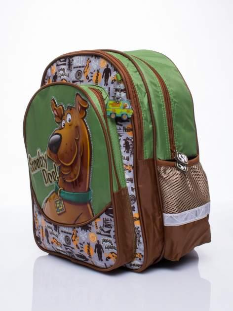 Brązowy plecak szkolny DISNEY Scooby Doo                                  zdj.                                  2