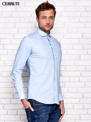 CERRUTI Jasnoniebieska koszula męska                                  zdj.                                  3