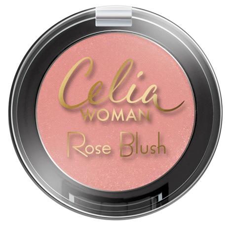 """Celia Woman Róż do policzków Rose Blush nr 04  2.5g"""""""