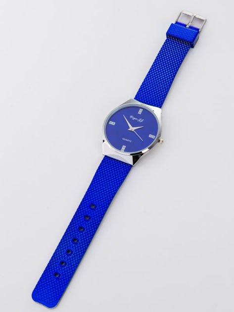 Chabrowy zegarek damski                                zdj.                              3