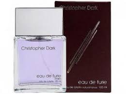 """Christopher Dark Men Eau De Furie Woda Toaletowa  100 ml"""""""