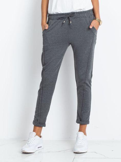 Ciemnoszare spodnie Approachable                              zdj.                              1