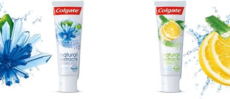 Colgate Pasta do zębów Natural Extracts Ultimate Fresh odświeżająca 75 ml                              zdj.                              3