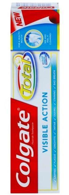 Colgate Pasta do zębów Total Visible Action 75 ml                              zdj.                              1