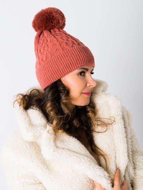 V&T Winter Fashion Zimowa Czapka Męska                              zdj.                              2