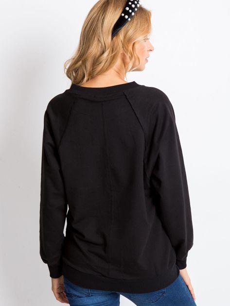 Czarna bluza Adore                              zdj.                              2
