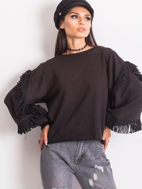 Czarna bluza Silvia                              zdj.                              5
