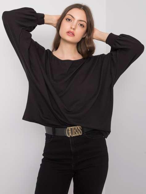 Czarna bluzka Esther RUE PARIS