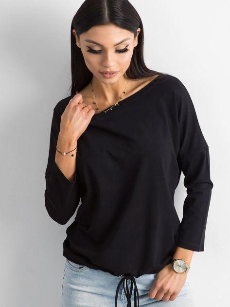 Czarna bluzka Fiona                              zdj.                              1