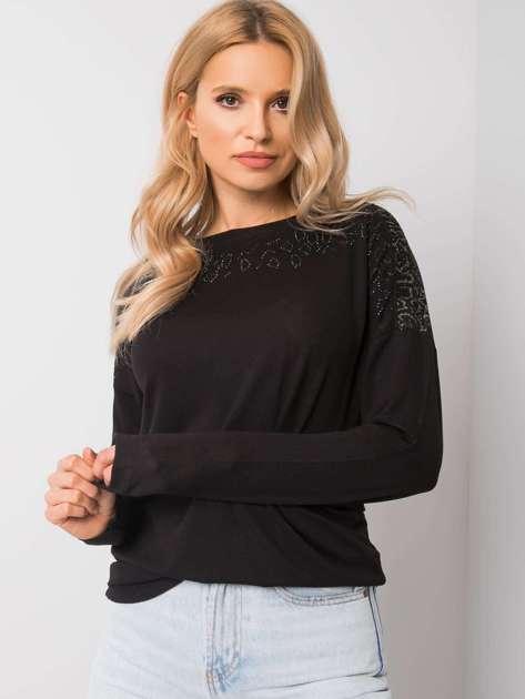 Czarna bluzka Gemma