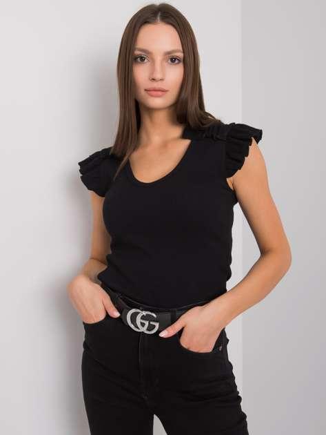 Czarna bluzka Marion
