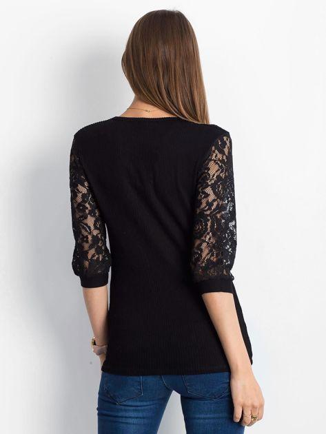 Czarna bluzka Paradigm                              zdj.                              2