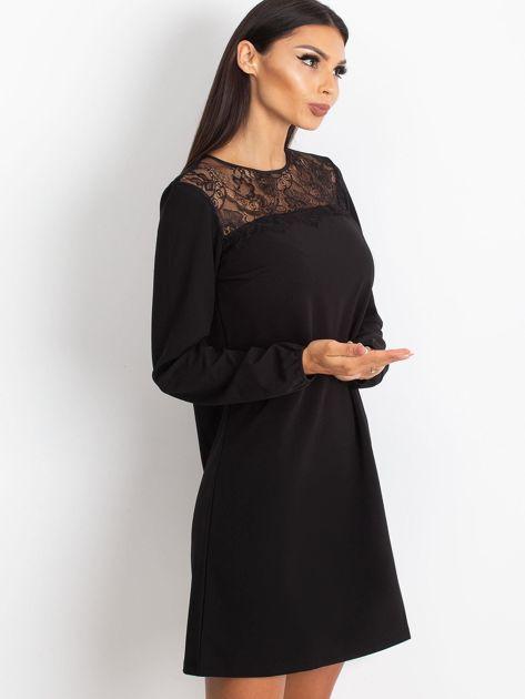 Czarna sukienka Bombay                              zdj.                              3