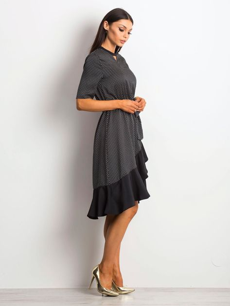 Czarna sukienka Breezy                               zdj.                              3