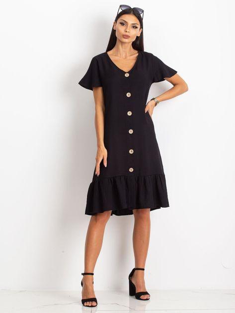 Czarna sukienka Corner                              zdj.                              4